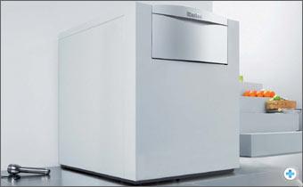 Vaillant ecovit plus vk 306 caldaia basamento a for Caldaie vaillant a condensazione