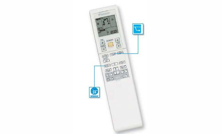Manuale istruzioni telecomando condizionatore mitsubishi