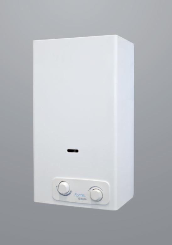Beretta fonte 14 ae scaldabagno istantaneo a gas - Scaldabagno elettrico istantaneo ...