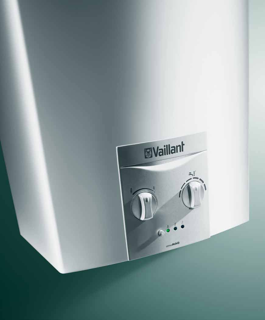 Vaillant atmoMAG 14-4/0 - Scaldabagno Istantaneo