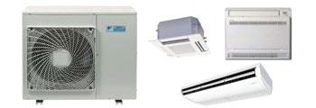 Scelta condizionatori daikin for Climatizzatori multisplit